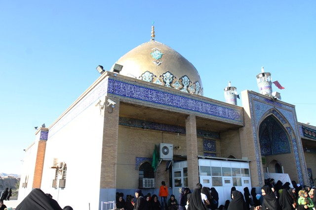 امامزاده علی صالح (ع)، ملجا دردمندان