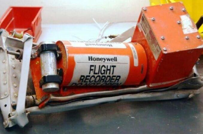 نتیجه بازخوانی جعبه سیاه هواپیمای اوکراینی اعلام شد