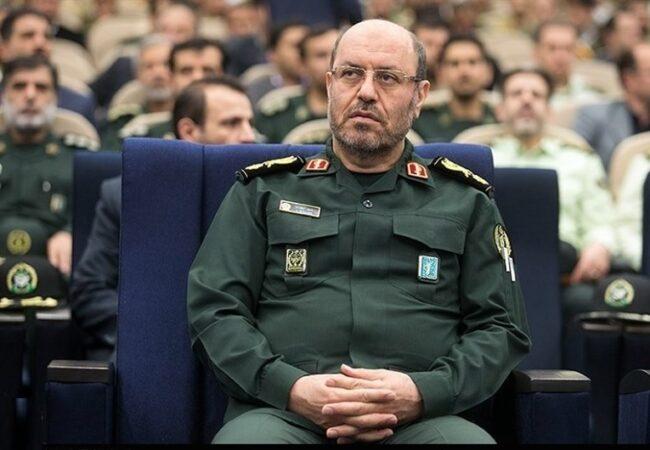 سردار حسین دهقان، نامزد انتخابات ریاست جمهوری ۱۴۰۰ شد