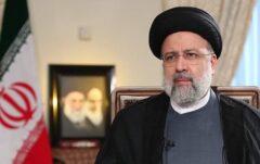 کنایه رئیسی به تصمیم بنزینی روحانی