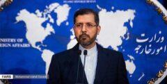 خطیب زاده: بازداشت دیپلمات ایرانی توطئهچینی بود