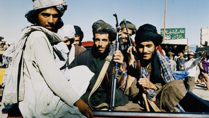 چگونگی شکل گیری و خواسته های گروه طالبان در افغانستان