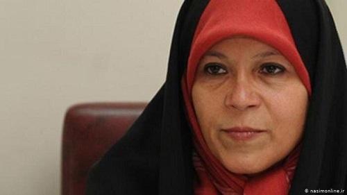 فائزه هاشمی: پدر، روحانی را رئیسجمهور کرد