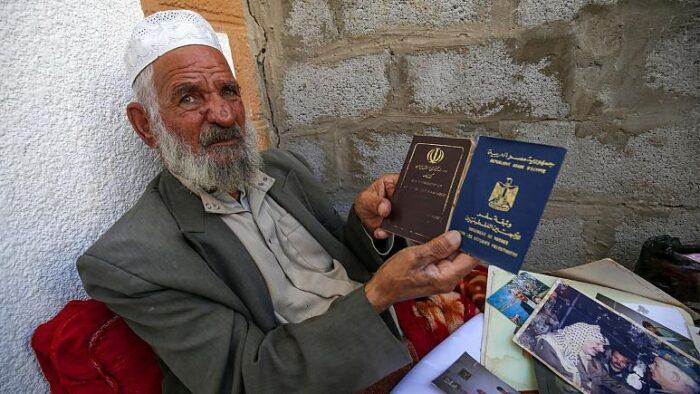 قاسم شیاسی ؛ تنها ایرانی غزه و محافظ سابق «یاسر عرفات» که میخواهد به ایران بازگردد