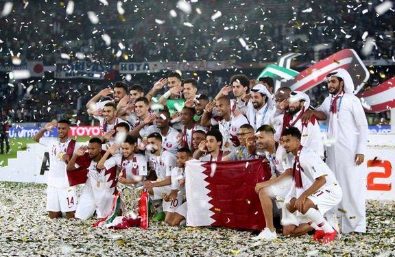 پاداش امیر قطر به تيم ملی فوتبال کشورش