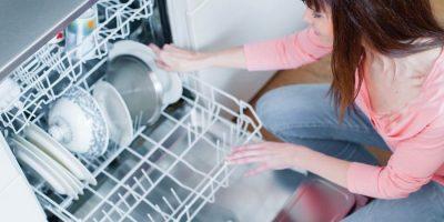 ماشین ظرفشویی را چطور تمیز کنیم؟