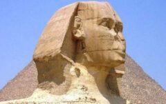 کشف راز شکسته شدن بینی مجسمه های فراعنه مصر