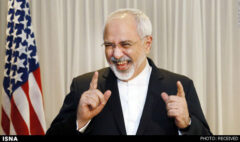 تهمت وزیر خارجه به رهبرانقلاب