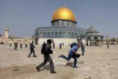 فراخوان حماس برای آماده باش عمومی در دفاع از مسجد الاقصی