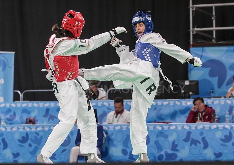 کولاک دختر ۱۷ ساله ایران در منچستر: «مهلا مومن زاده» نایب قهرمان تکواندو ۲۰۱۹ شد