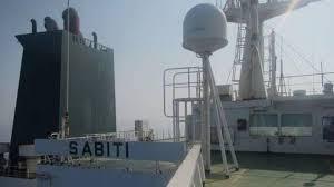 نفتکش سابیتی در دریای سرخ مورد حمله مشکوک قرار گرفت