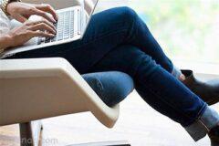 خطر بزرگ انداختن پا روی پا هنگام نشستن