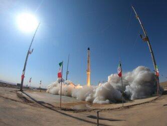 پرتاب ذوالجناح قدرتمند ایران