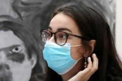 پیشگیری از ویروس کرونا : آیا عینک و محافظت از چشمها تأثیرگذار است؟