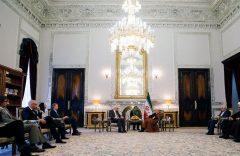 فیلم+ماجرای خروج خانواده رفسنجانی از کاخ مرمر!