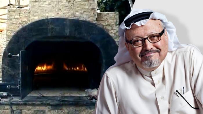اولین تصاویر از تنور محل سوزانده شدن جنازه جمال خاشقجی