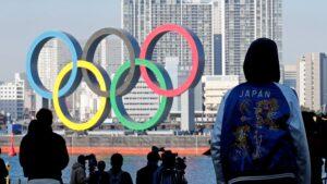 گشتی در دهکده المپیک ۲۰۲۰ توکیو که میزبان ورزشکاران سرتاسر دنیا خواهد شد