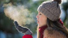۷ اتفاقی در زمستان برای بدن رخ می دهد