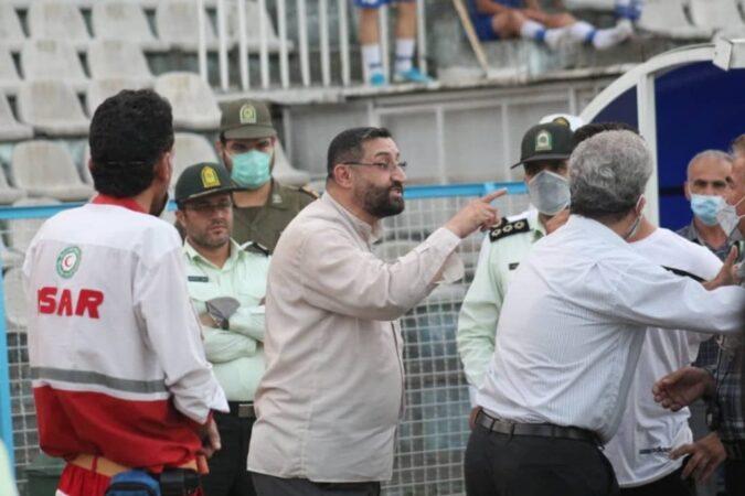 صحبتهای عجیب مدیرعامل گل ریحان البرز در مورد علت داشتن اسلحه کمری قلابی + ویدیو