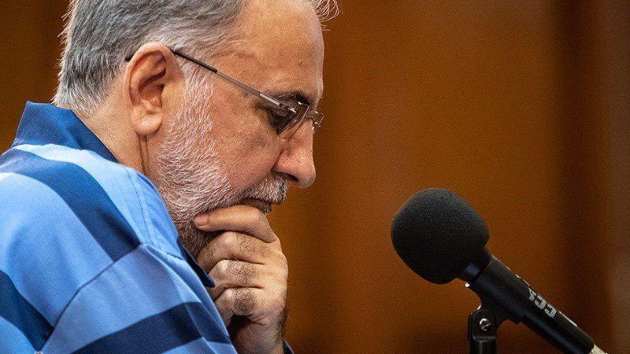 محمد علی نجفی بخشیده شد