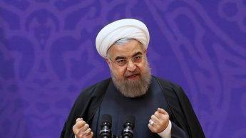 روحانی از امریکا شکایت میکند