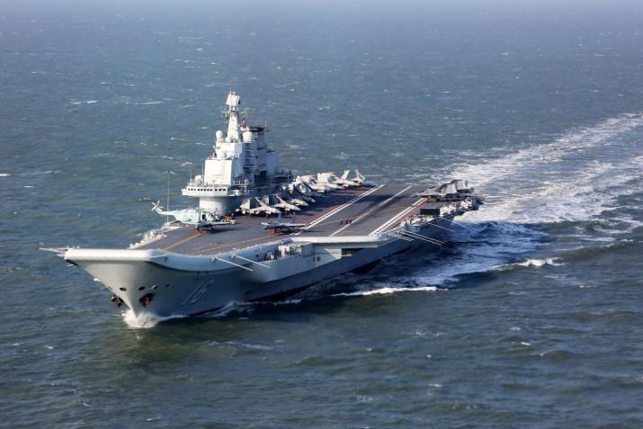 «شاندونگ»؛کشتی جنگی چین با تکنولوژی تماماً بومی