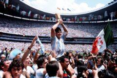 ۱۰ جنجال بزرگ زندگی و دوران حرفهای دیگو مارادونا
