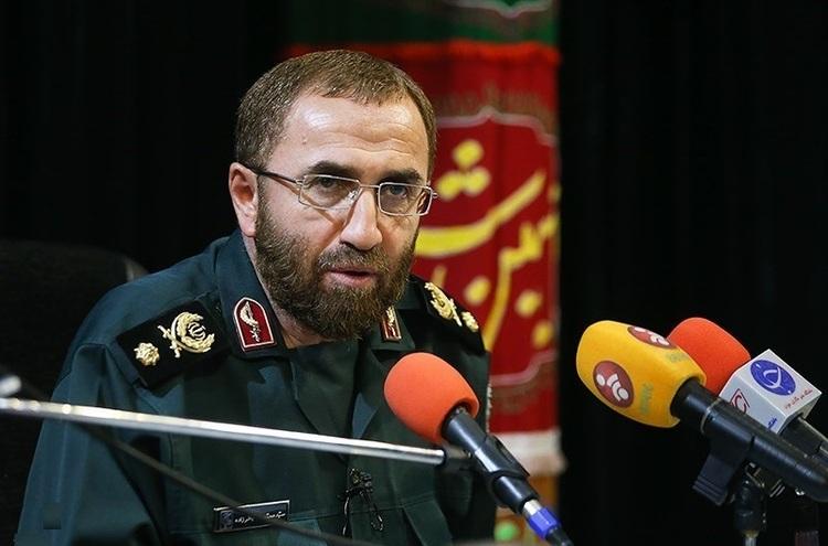 وضعیت پیکر حاج قاسم به روایت سردار باقرزاده