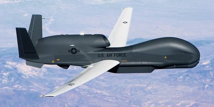 روسیه: پهپاد آمریکایی در حریم هوایی ایران سرنگون شد
