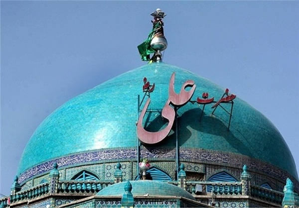 روایت آیتالله بهجت از مزاری در افغانستان که به نام علی بن ابیطالب است
