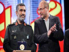 سردار حاجی زاده: موفقیت امروز صنعت موشکی مرهون زحمات افرادی همچون قالیباف است
