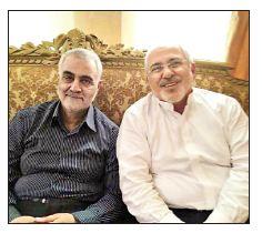 ظریف بعنوان وزیر امورخارجه، مسئول اصلی حوزه سیاست خارجی کشور است