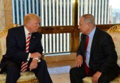 هدایای بیسابقه ترامپ به تلآویو