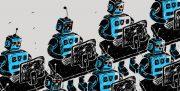 لشکر رباتیک توئیتر برای نجات ورشو