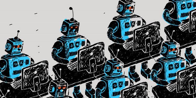 قیام رباتهای مجازی برای براندازی در ایران!