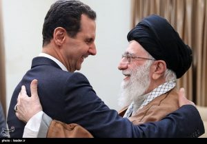 دیدار رئیسجمهوری سوریه با رهبر انقلاب/تصویری