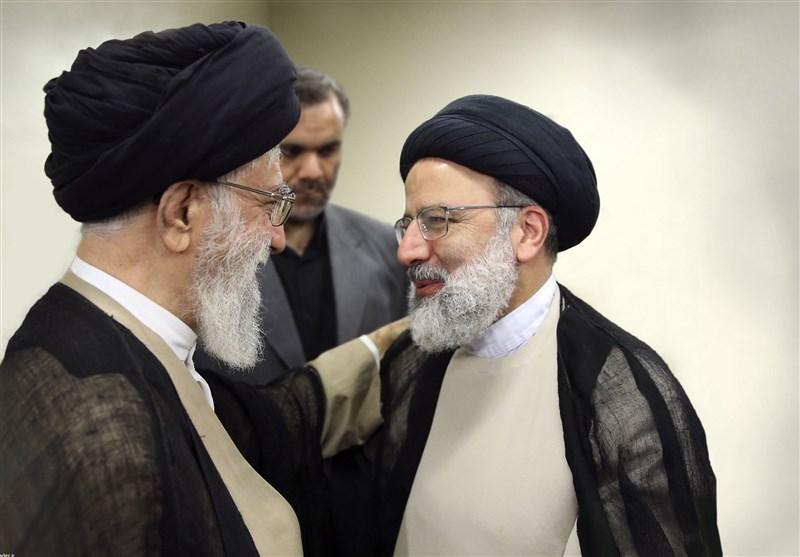 حجت الاسلام رئیسی به ریاست قوه قضاییه منصوب شد