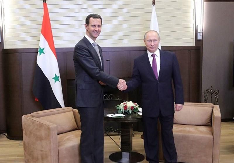 محتوای نامه پوتین به اسد فاش شد