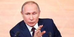 پوتین: رئیسجمهور و مدیران ارشد نباید دوتابعیتی باشند