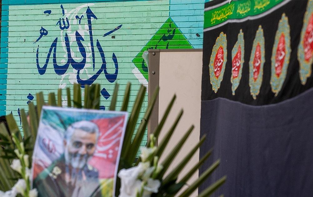 حال و هوای منزل شهید«حاج قاسم سلیمانی».گزارش تصویری