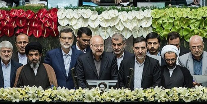 قالیباف با ۲۳۰ رأی رئیس مجلس یازدهم شد