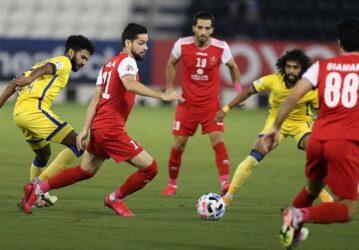 پرسپولیس AFC و النصر را برد و فینالیست شد/ نامردها را بردیم!+ فیلم