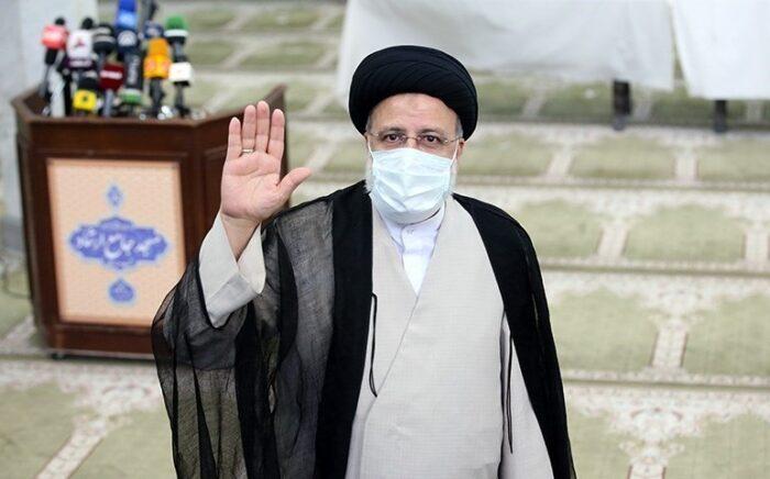 «رئیسی» هشتمین رئیسجمهور ایران شد