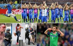 ماندگارترین لحظات مسابقات یورو ۲۰۱۶