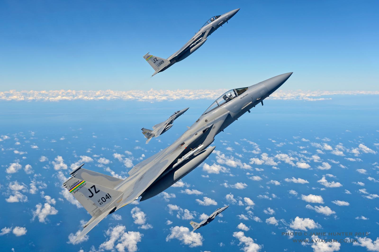 چرا جنگنده های F-15 بعد از ۵۰ سال نیز هنوز سرحال و کارآمد هستند؟