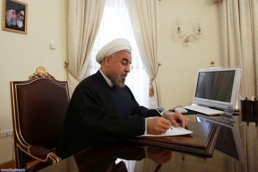 """رئیس جمهور: """"معامله قرن"""" توطئه ای برای نابودی آرمان فلسطین، توسعه اشغالگری و تجاوز به همه کشورهای اسلامی است"""
