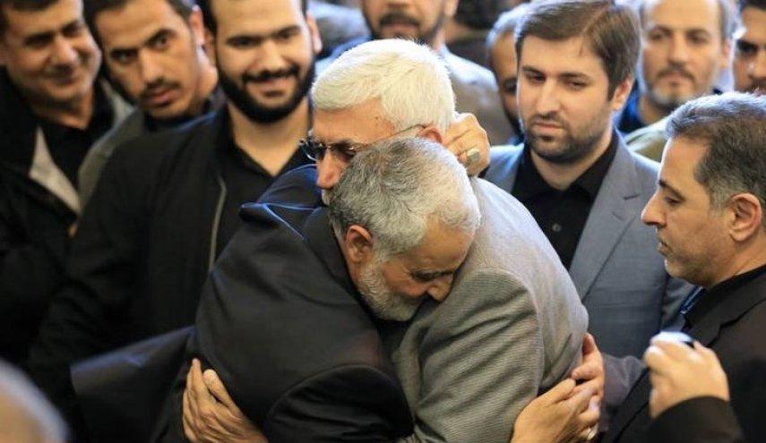 اولین عکس از پیکر و انگشتر معروف سردار شهید سلیمانی و وسایل شخصی در لحظه شهادت + تصاویر