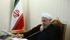 روحانی: انتقام خون دانشمند شهید ایرانی از عوامل آن در زمان مناسب حق دولت ایران است