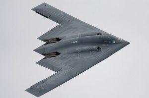 بمب افکن B-2 Spirit