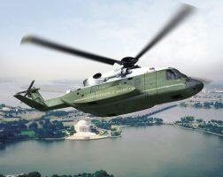 هلیکوپتر جدید و پیشرفته مخصوص رییس جمهور ایالات متحده
